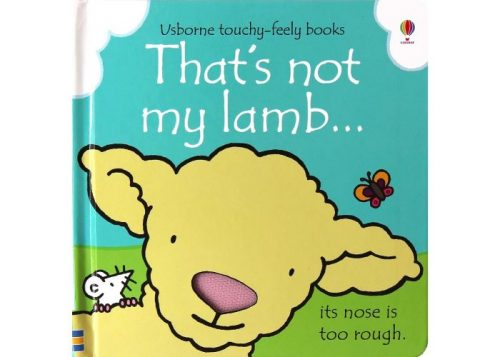 Usborne That's Not My Lamb Board Book