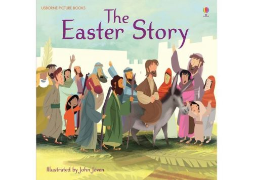 Usborne The Easter Story Paperback Book