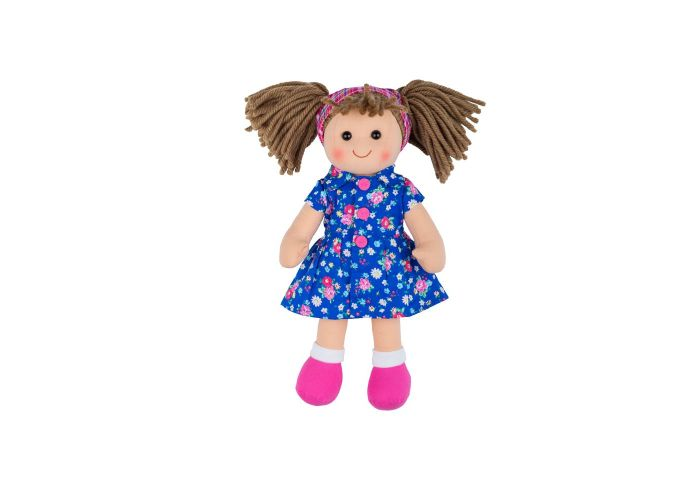 Bigjigs Toys Hollie 28cm Soft Doll
