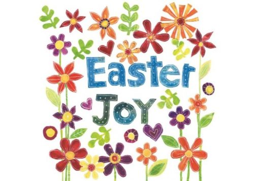 Easter Joy Easter Cards 5 Pack