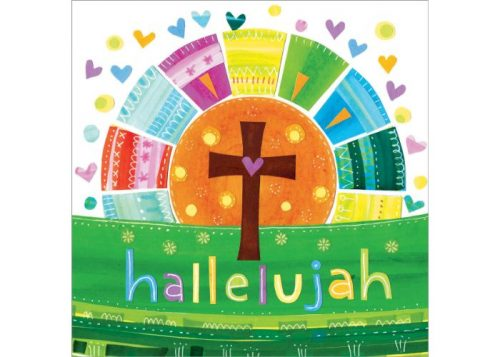 Hallelujah Easter Cards 5 Pack