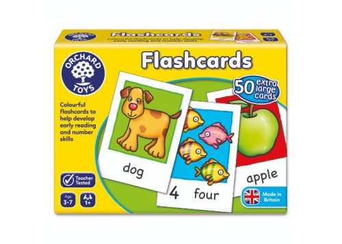 Orchard Toys Flashcards Fun Learning Game