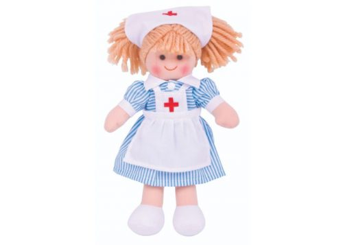 Bigjigs Toys Nurse Nancy