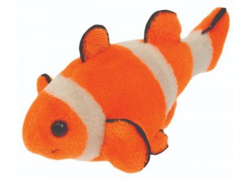Clown Fish Finger Puppet