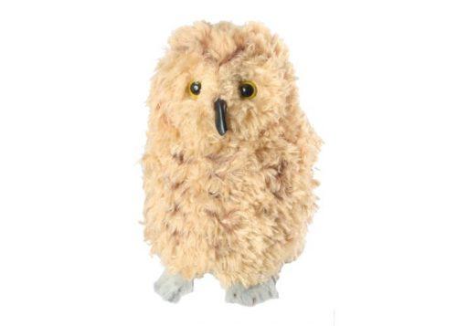 Tawny Owl Finger Puppet
