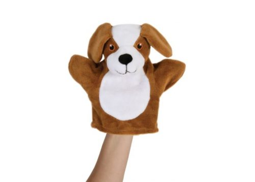 My First Dog Hand Puppet