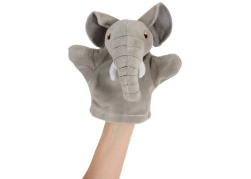 My First Elephant Hand Puppet