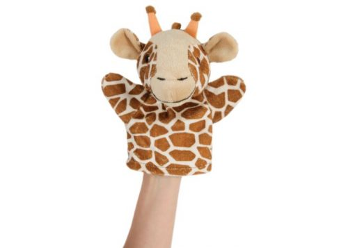 My First Giraffe Hand Puppet