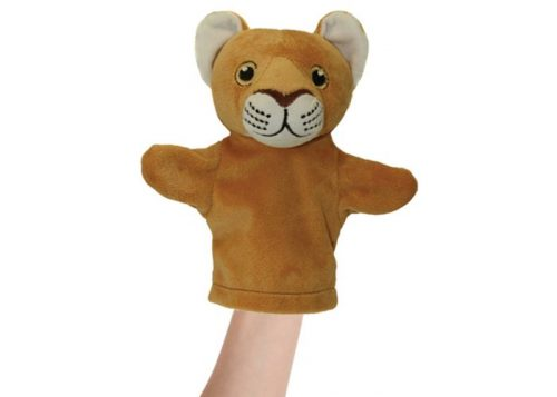 My First Lion Hand Puppet