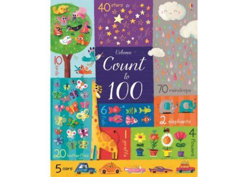 Usborne Count to 100 Big Picture Book