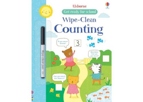 Usborne Wipe-Clean Counting Book