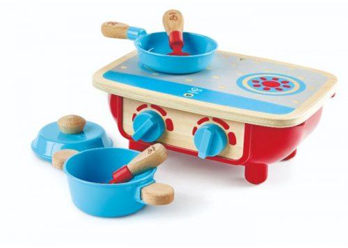 Hape Wooden Toddler Kitchen Set