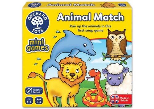 Orchard Toys Mini Games Animal Match