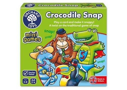 Orchard Toys Mini Games Crocodile Snap