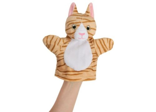 My First Cat Hand Puppet By The Puppet Company