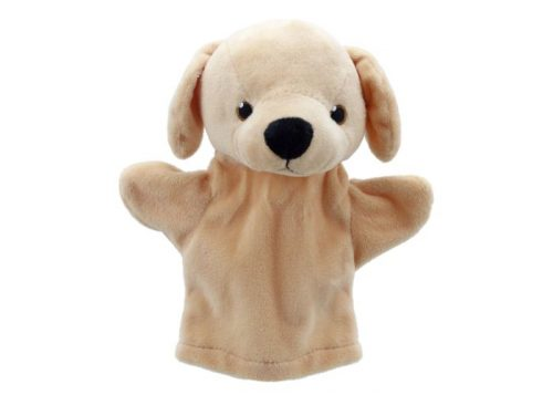My First Labrador Hand Puppet By The Puppet Company