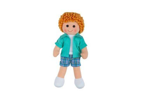Bigjigs Toys Jacob 28cm Soft Doll