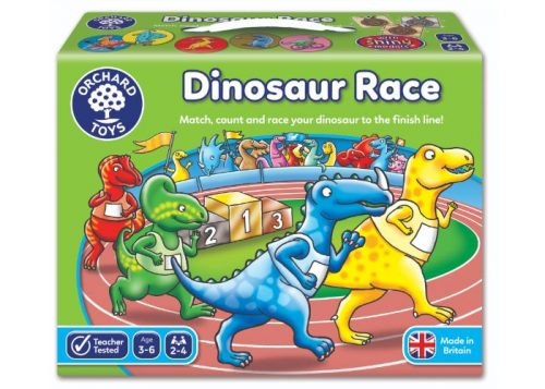 Orchard Toys Dinosaur Race Fun Learning Game