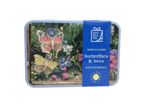 Apples to Pears Gift in a Tin Butterflies & Bees